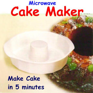 Trust  Microwave Cake Maker - halfrate.in