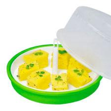 Trust Latest Microwave Dhokla Maker- Make Dhokla at home easily - halfrate.in