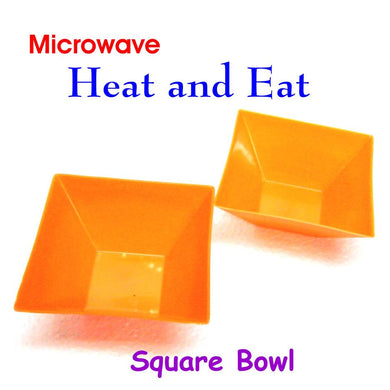 Trust Microwave Heat And Serve Square Bowls - halfrate.in