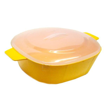 Trust Microwave Cook, Heat and Serve Square Casserole small - halfrate.in
