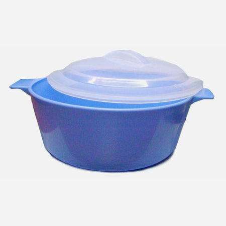 Trust Microwave Cook, Heat and Serve Casserole Medium - halfrate.in