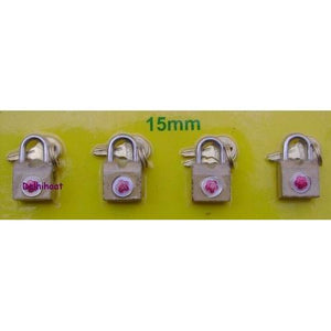 New Imported Mini Locks Set of 4 locks 25mm - halfrate.in
