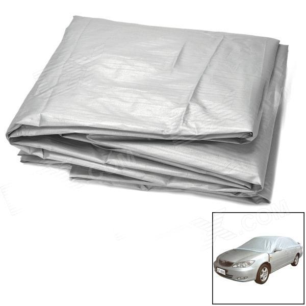 Hyundai Santa Fe Car Body cover Waterproof High Quality with Buckle - halfrate.in