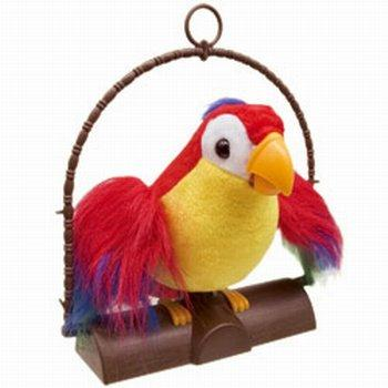 Latest Model Talk Back repeating Parrot - Fun for Kids - halfrate.in