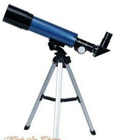Original 90X Land and Sky Telescope Optical Glass Metal Tube Refractor Telescope - halfrate.in