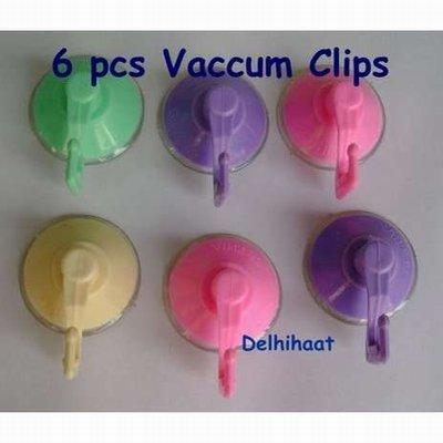 Vacuum Stuck  Clips Must at your Home - halfrate.in