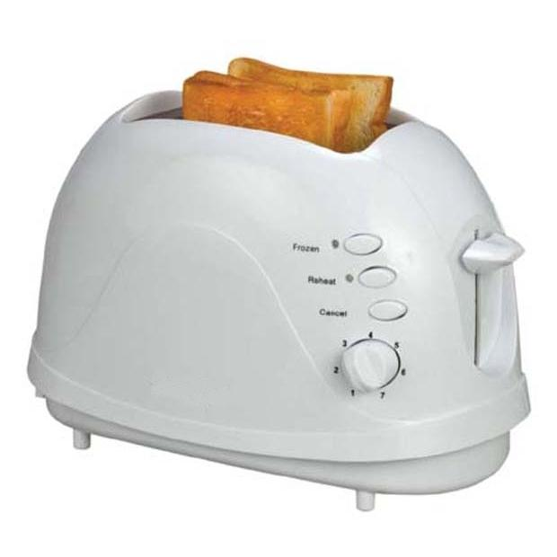 2 Slice Pop-up Toaster - must at your home - halfrate.in