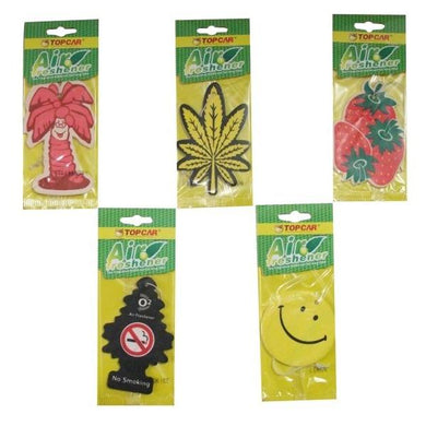 Natural Fruity - Paper Hanging perfume for Car buy 1 get 1 free - halfrate.in