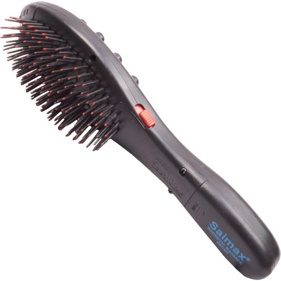 Ratehalf® ELECTRONIC HEAD MASSAGER WITH HAIR BRUSH - halfrate.in