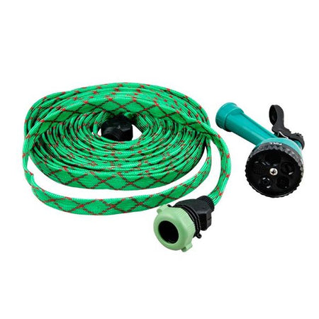 Multifunctional Water Spray Gun for Plants Car Wash for Garden with Pipe Indoor Outdoor 10 Mtr - halfrate.in
