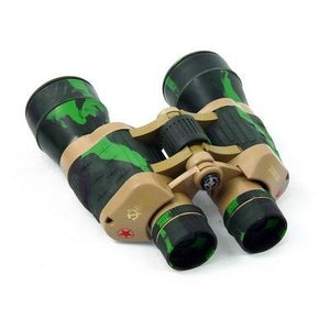 Russian Army Model Binocular with carry case - halfrate.in