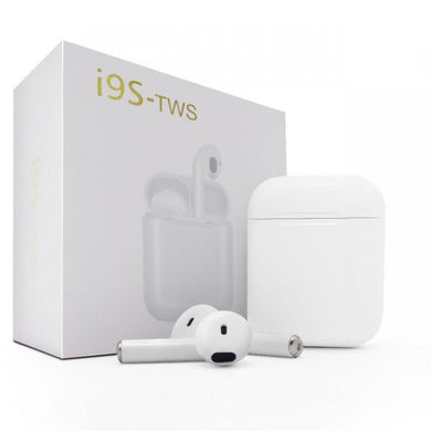 I9S TWS Wireless Earphone Portable Bluetooth Invisible Earbud airpod style for IPhone and Android Phones - halfrate.in