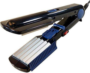 Ratehalf® 2-in-1 Hair Crimper and Straightener For Your Hairs Latest Gadget Must at your Home - halfrate.in
