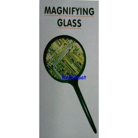 Magnifier Magnifying Glass Hand Magnifier Handheld 75 mm - halfrate.in