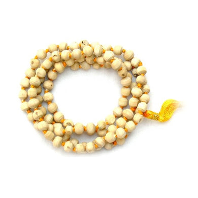 Tulsi Japa Mala 108+1 Beads for Jaaps and meditation