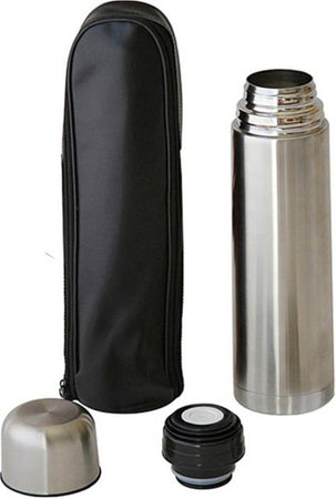 STAINLESS STEEL VACUUM FLASK 500ml - halfrate.in