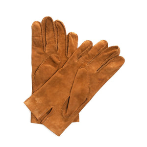 Suede leather Gloves for Bike Driving - halfrate.in