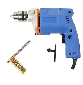 Saleshop365® 10 mm Electric Drill Machine Heavy Duty with Masonry Bit - halfrate.in