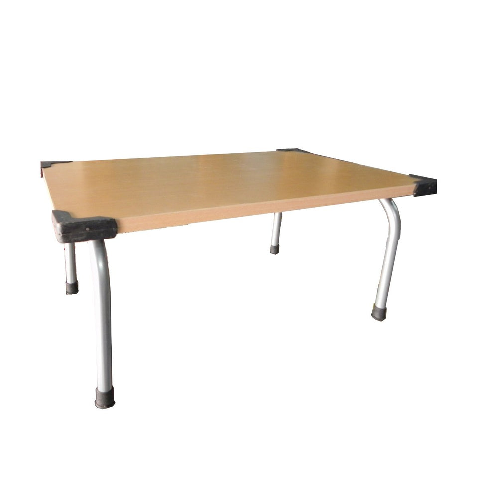 "Heavy Duty Wooden Bed table 24"" x12"" -Must in every house - halfrate.in"