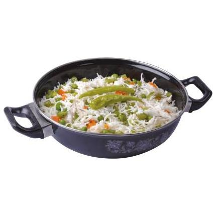 Cook and Serve Kadai- Enamelware - halfrate.in
