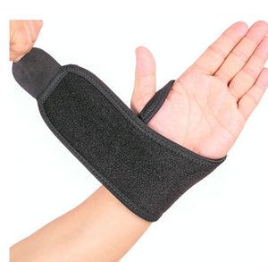 Ratehalf® Neoprene Wrist support Adjustable Velcro Strap - halfrate.in