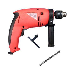 Saleshop365® Powerful 13 mm Reverse Forward Rotation 700 w Impact Drill Machine with 1 Masonry bit - halfrate.in