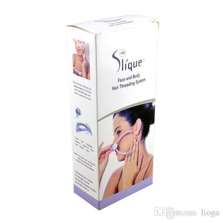 Ratehalf® Slique Face and Body Hair Remover Threading System - halfrate.in