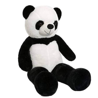 Beautiful Panda Teddy Bear Soft Toy Birthday gift, valentine gift Black and White - 60 cm