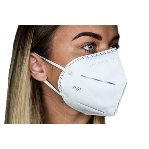 Ratehalf® KN95 4 layer Washable, Reusable, Anti-Pollution Facemask for Men & Women - 5 pcs - halfrate.in