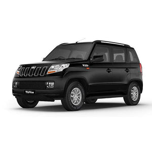 Mahindra TUV300 Car Body cover Waterproof High Quality with Buckle - halfrate.in