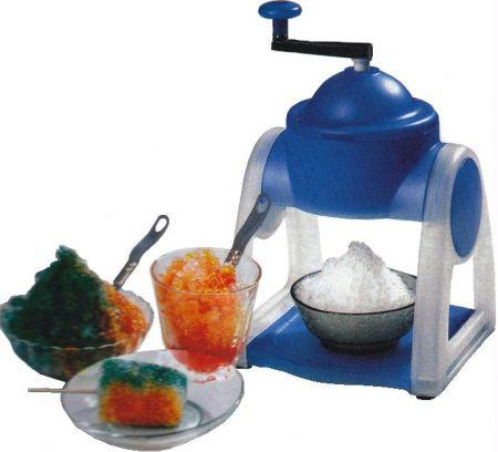Ice Snow Gola & Slush Maker Manual Operated Plastic Body - halfrate.in