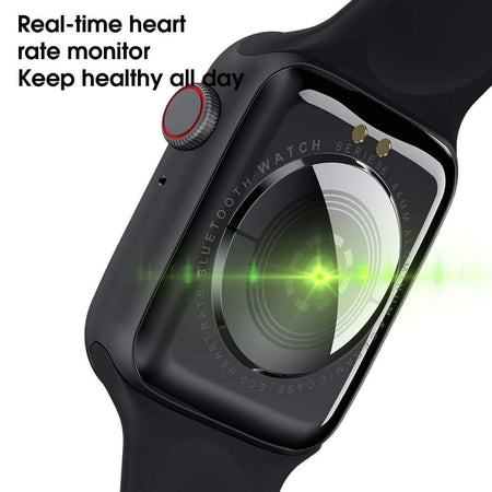 M90 Bluetooth Call Smart Watch ECG Heart Rate Monitor Smartwatch for Android iOS