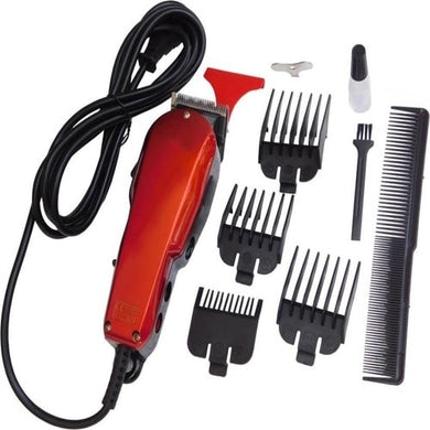 Professional NV-1400 Plastic Heavy Duty Corded Hair Clipper/Trimmer with Stainless Steel Blade