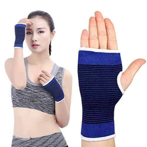 Ratehalf® Palm Support Elastic Band Pair - Special Sports Accessory - halfrate.in