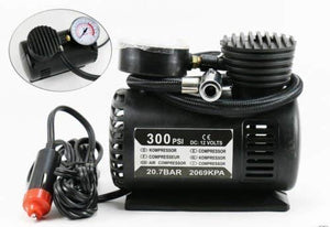 Air compressor 300 psi fast air inflation (tires, toys, sporting, goods, etc) - halfrate.in