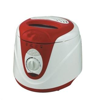BRANDED DEEP FRYER 1.5L WITH NON - STICK COATED INNER PAN - halfrate.in