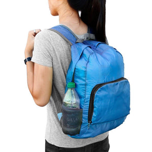 3 way Foldable Haversack Bag, Travel bag, Easy To Carry Multi color - halfrate.in