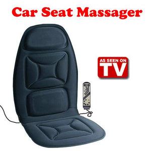 5 MOTOR MASSAGE SEAT CUSHION CAR / HOME MASSAGER - halfrate.in