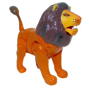 Walking & Roaring Lion Toy for Toddlers - Battery Operated Lion for kids - halfrate.in