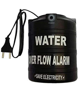 Water Tank Overflow Alarm with Voice Sound Save power Save water - halfrate.in