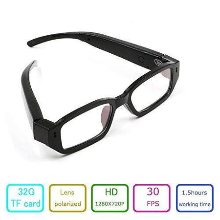 Reading Glasses Camera Spy Camera With HD Quality Recording/While Recording No Light Flashes Spyware - halfrate.in