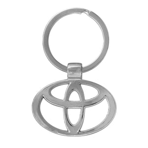 Toyota Heavy Metal Alloy Keychain - halfrate.in