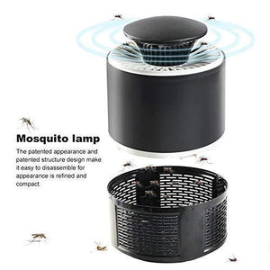 Electronic Eco-Friendly USB Powered UV LED Super Trap Mosquito Insect Killer Lamps Light Machine for Home, office - halfrate.in
