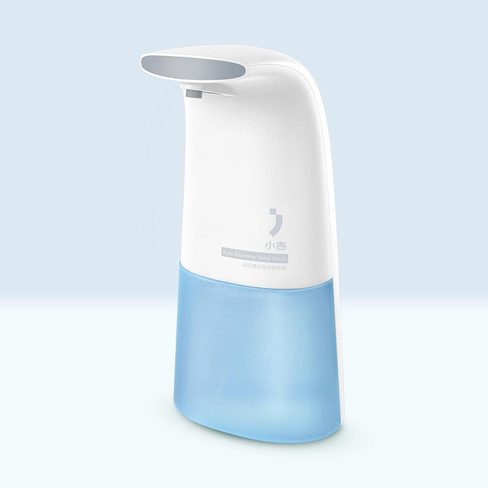 Automatic Hand Free Foam Soap Dispenser, Battery Operated/Touchless Infrared Motion Sensor Automatic - halfrate.in