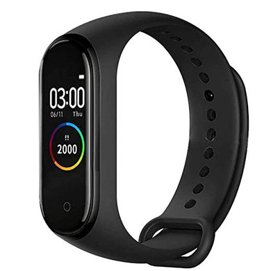 M4 Smart Watch Band Oximeter SpO2 oxigen level  Heart Rate, Activity Tracker, Like Steps Counter, Calorie Counter, BP, Heart Rate, LED Touch screen