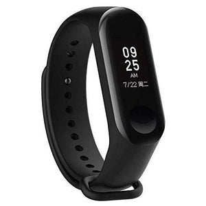 Ekdant® Black Strap for Xiaomi Mi Band 3, M3 Band - halfrate.in