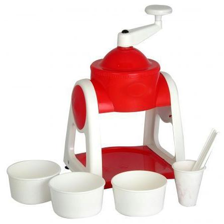 Ice Gola / Slush Maker / Ice Shaver- Treat your Kids at home - halfrate.in