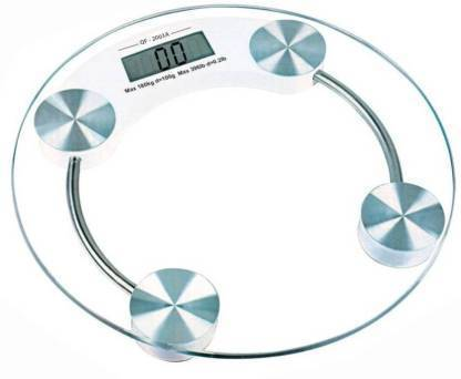 Digital Glass Weighing Scale Personal Health Body Weigh Scale Weight Machine - halfrate.in