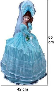 Umbrella Musical Princess Doll 24 inches (64cm Long) - halfrate.in