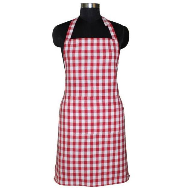 Cotton Apron - now cook in style - halfrate.in